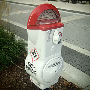 Feeding Meters to Fight Homelessness
