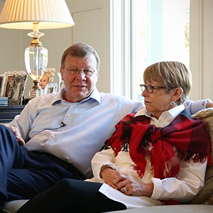 A Family's Legacy of Philanthropy: Mike and Sue Smith