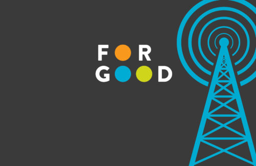 "CICF launches new podcast, ""For Good"""