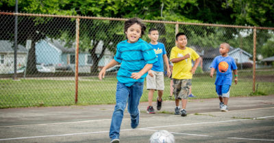 Community Foundations and the Opportunity Gap