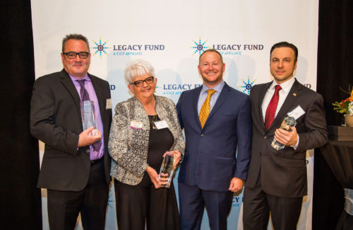 Three Not-For-Profit Organizations Receive $5,000 at Legacy Fund Event