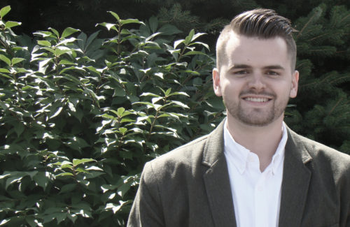 Meet Clayton De Fur, CICF community investment officer