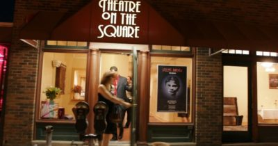 Theatre on the Square Partners with Central Indiana Community Foundation  to Help Keep Culture in Mass. Ave. Cultural District