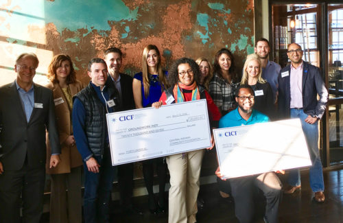 CICF Partners with Forty Under 40 to Award $40,000
