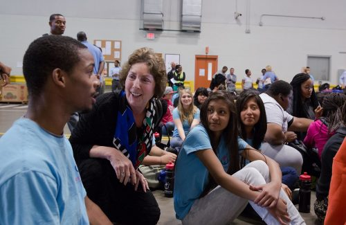 Marianne Glick: Engaging and Empowering Residents on the Far Eastside