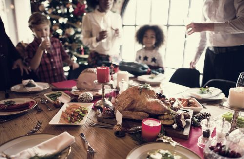 Warming up your family's holidays with philanthropy